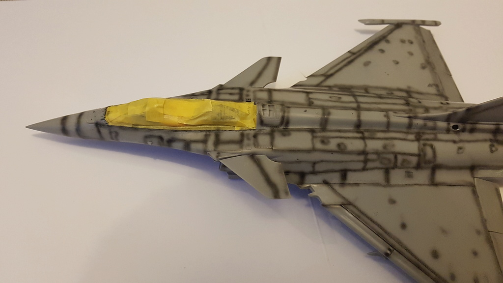 Rafale C 1/48 Revell - Page 3 20181226