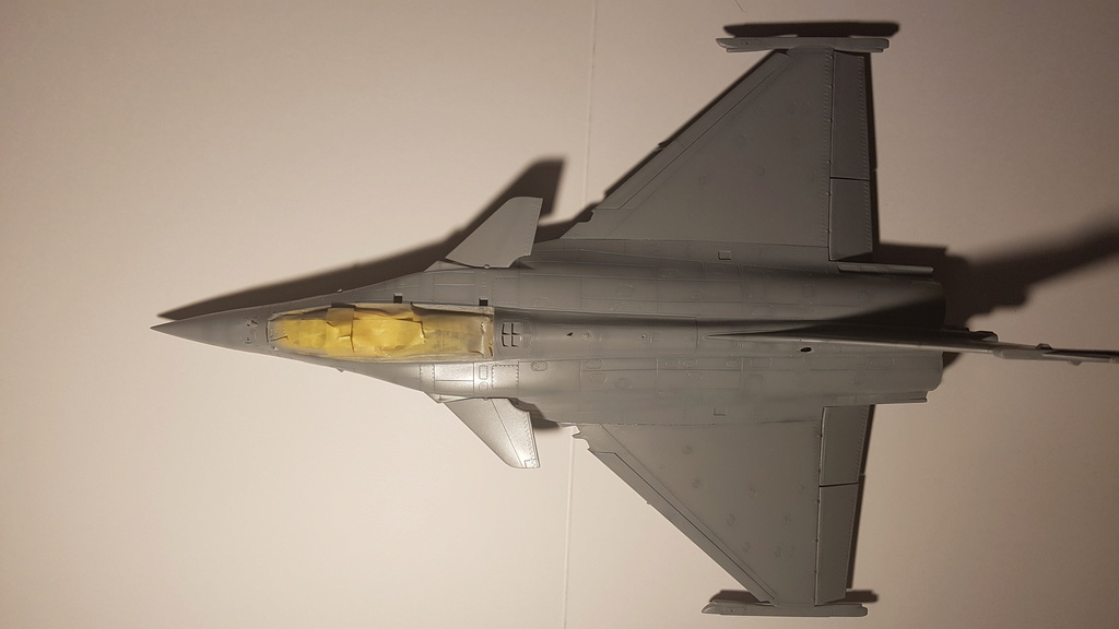 Rafale C 1/48 Revell - Page 3 20181231
