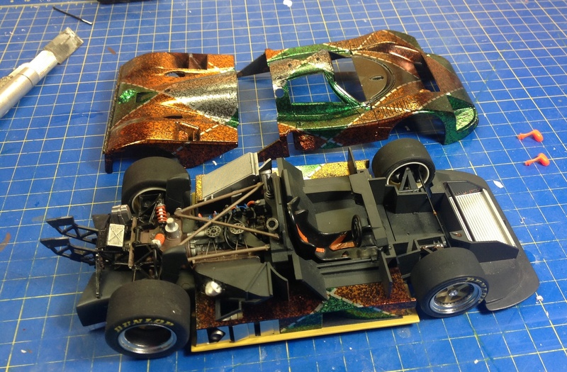 Mazda 787b/Halloween themed.  - Page 2 Img_4534