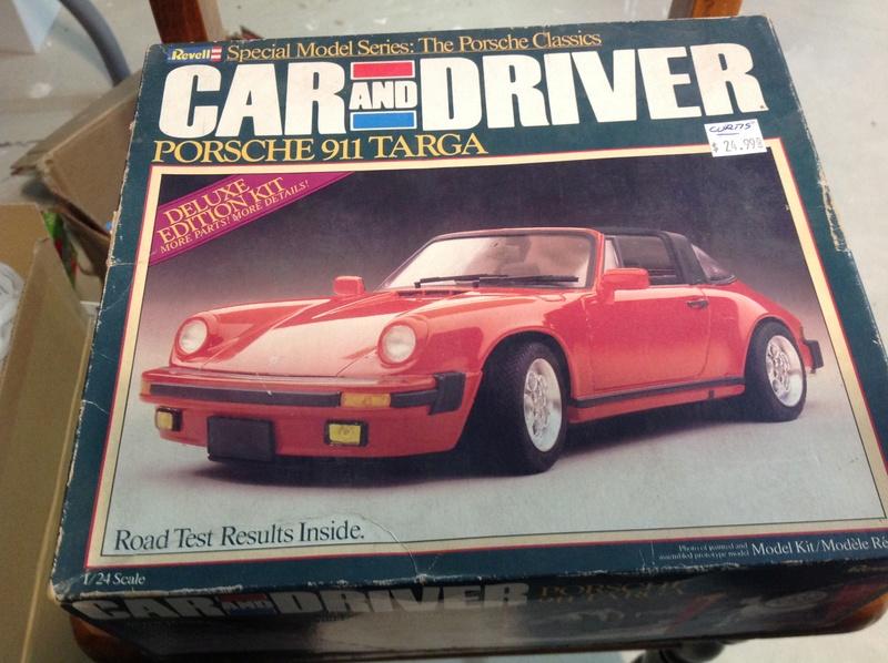 1984 Porsche 911 Carrera Targa  Img_4722