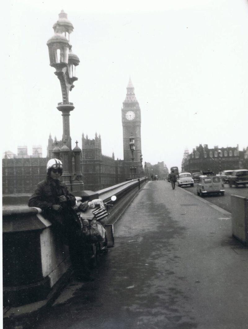 Ma moto... Londre10