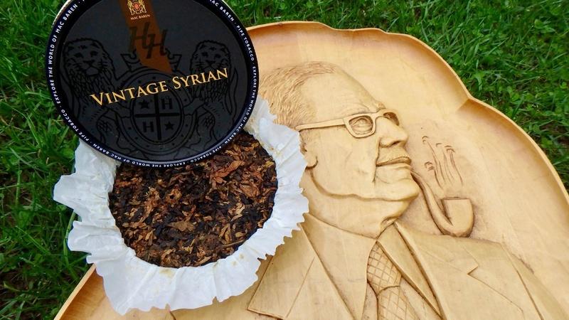 Mac Baren, HH Vintage Syrian  2006-2017 [ « balkanique » ] - Page 2 Vintag10
