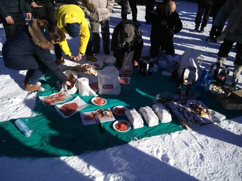 10° SnowRaduno Livigno 13-14 Gennaio 2018 Cofana10