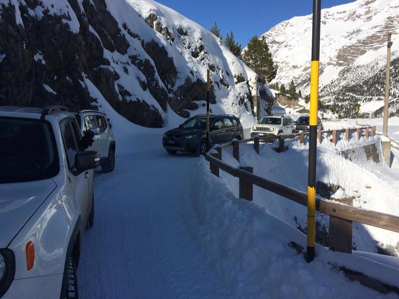 10° SnowRaduno Livigno 13-14 Gennaio 2018 Diga10