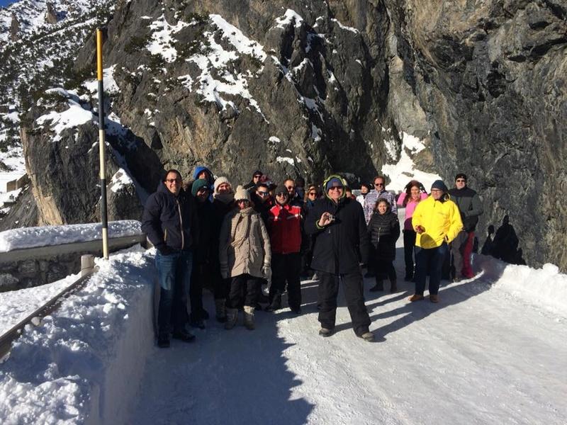 10° SnowRaduno Livigno 13-14 Gennaio 2018 Gruppo10