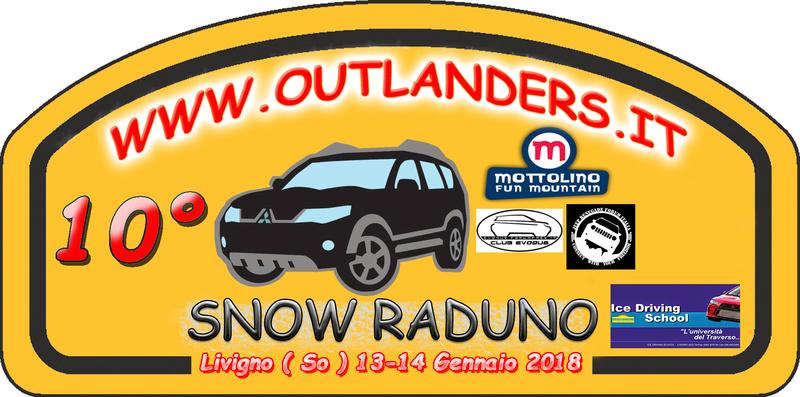 10° SnowRaduno Livigno 13-14 Gennaio 2018 Outlan10