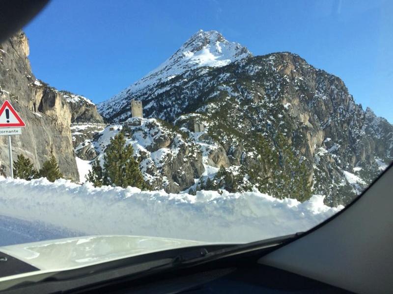 10° SnowRaduno Livigno 13-14 Gennaio 2018 Torri10