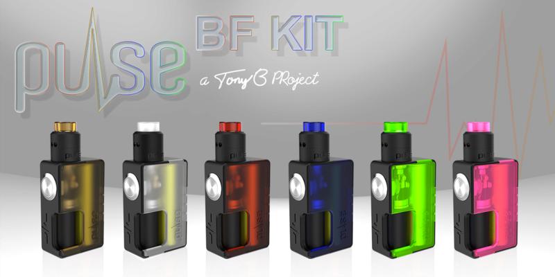 Box Pulse BF de Vandy Vape Ee775210