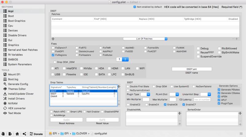 [résolu]OSX 10.13.4 sur HP 6470b Captur11