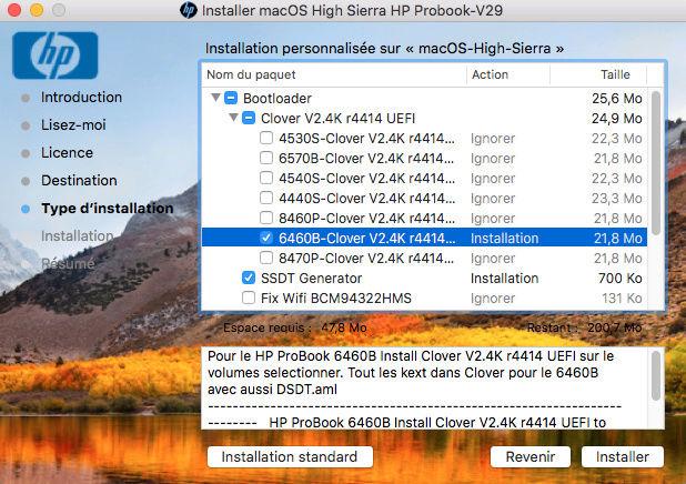 [résolu]OSX 10.13.4 sur HP 6470b - Page 2 Captur12