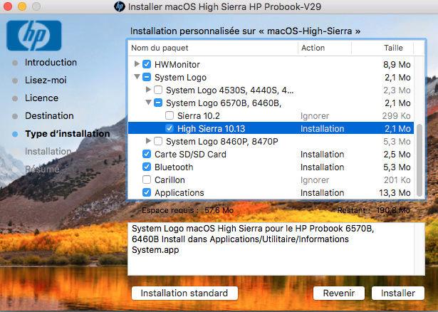 [résolu]OSX 10.13.4 sur HP 6470b - Page 2 Captur13