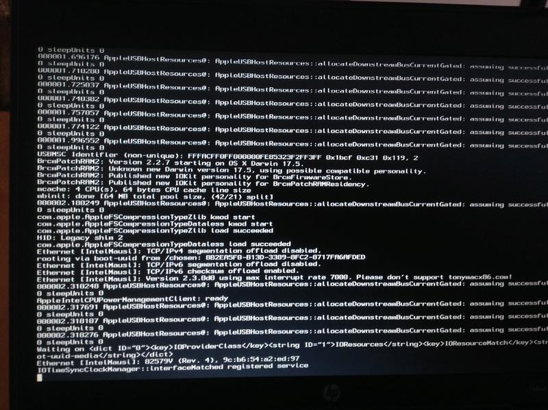[résolu]OSX 10.13.4 sur HP 6470b - Page 2 Img_0417