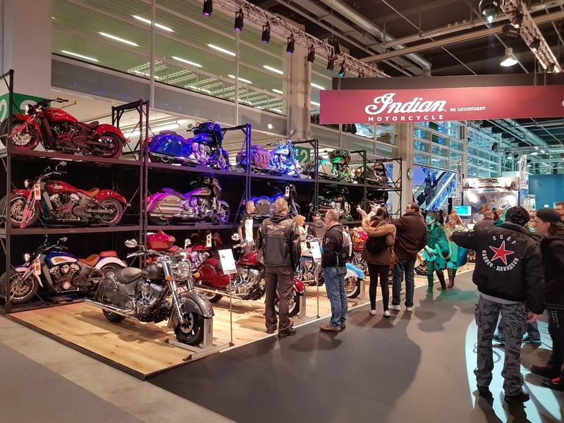 Salon Swiss-Moto Du 22 au 25 Février à Zurich 20180210