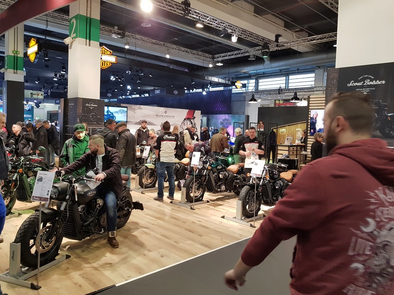 Salon Swiss-Moto Du 22 au 25 Février à Zurich 20180211
