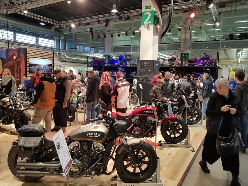Salon Swiss-Moto Du 22 au 25 Février à Zurich 20180214