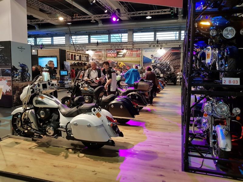 Salon Swiss-Moto Du 22 au 25 Février à Zurich 20180215