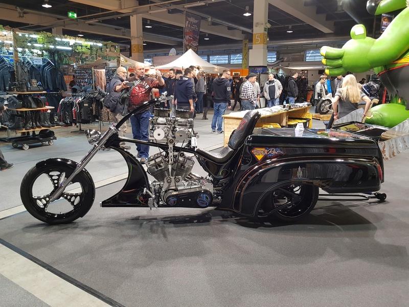 Salon Swiss-Moto Du 22 au 25 Février à Zurich 20180217