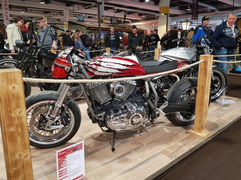 Salon Swiss-Moto Du 22 au 25 Février à Zurich 20180219