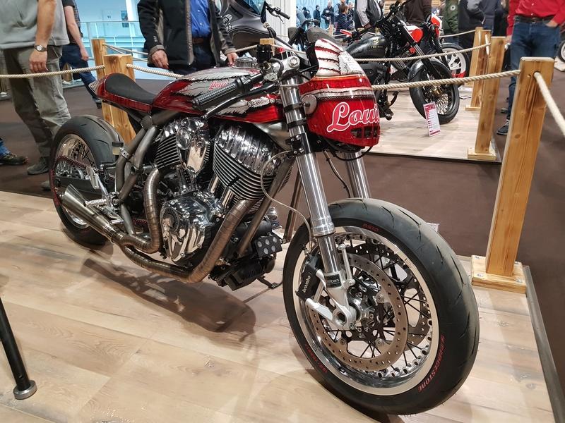 Salon Swiss-Moto Du 22 au 25 Février à Zurich 20180220