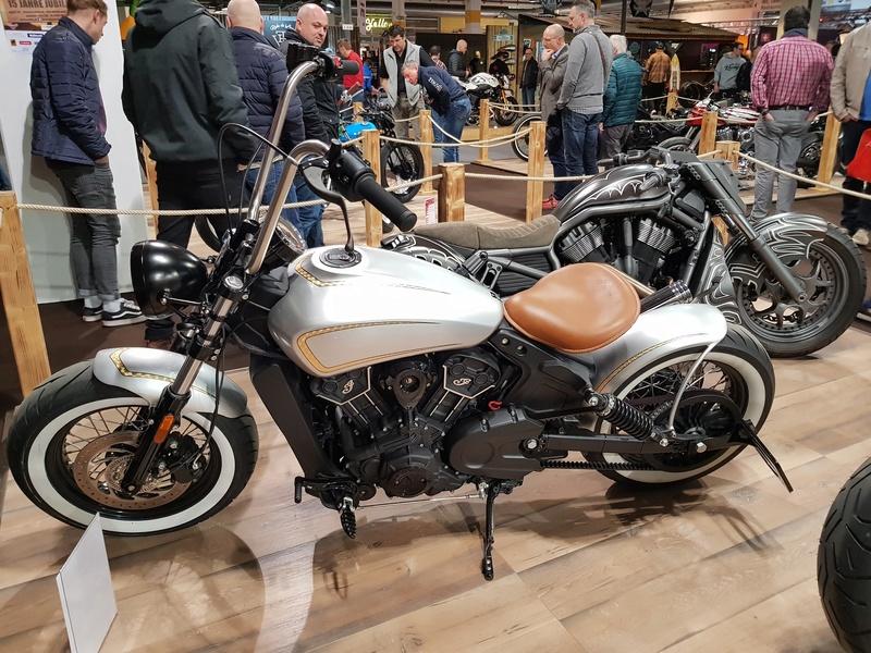Salon Swiss-Moto Du 22 au 25 Février à Zurich 20180223