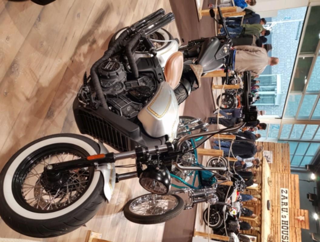 Salon Swiss-Moto Du 22 au 25 Février à Zurich 20180224