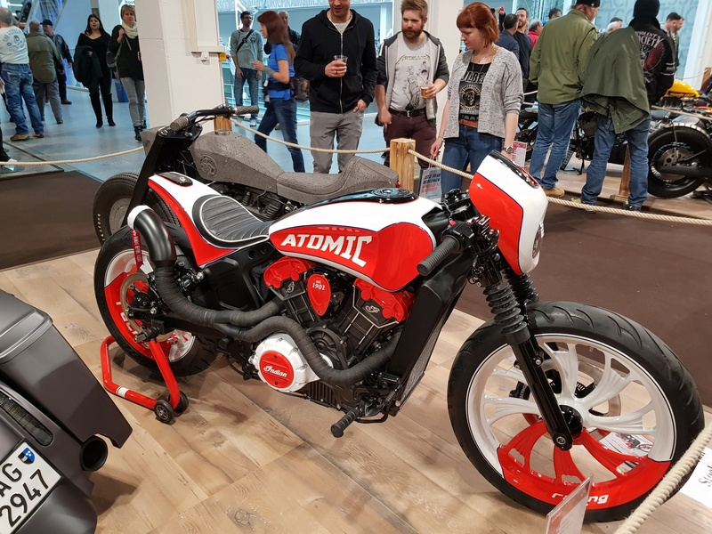 Salon Swiss-Moto Du 22 au 25 Février à Zurich 20180226