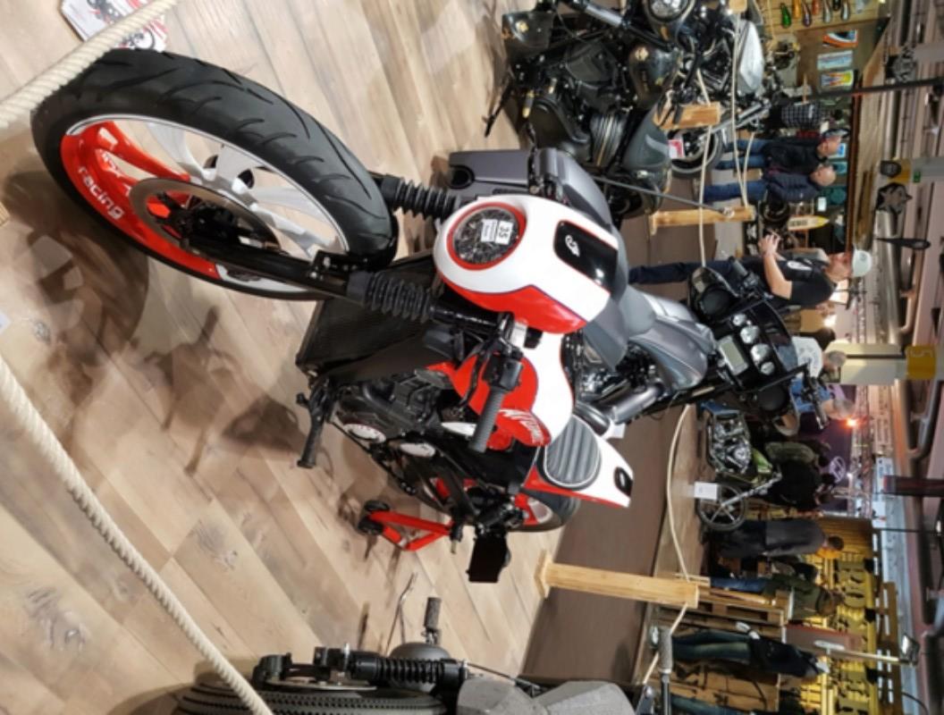 Salon Swiss-Moto Du 22 au 25 Février à Zurich 20180227
