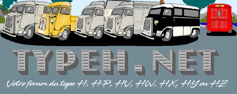 typeH.net, votre forum du du type H, HP, HV, HW, HX, HY ou HZ