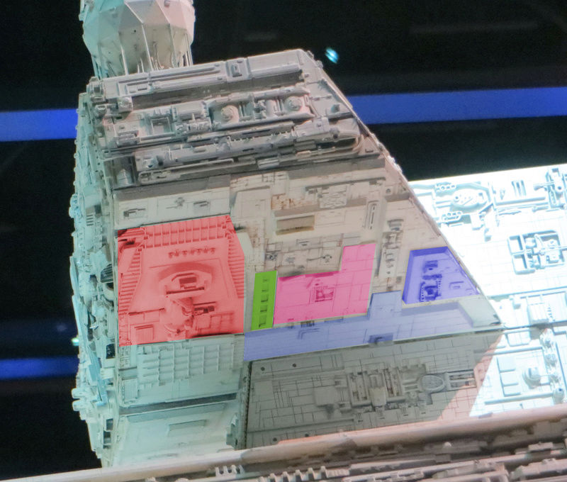 Star destroyer et Falcon - Page 2 111