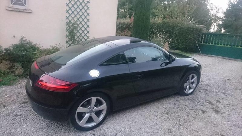 Audi TT  2.0 TFSi  200 CH  22490110