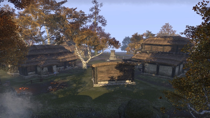 [Screenshots] Villes/villages principaux de Cyrodiil 20180226