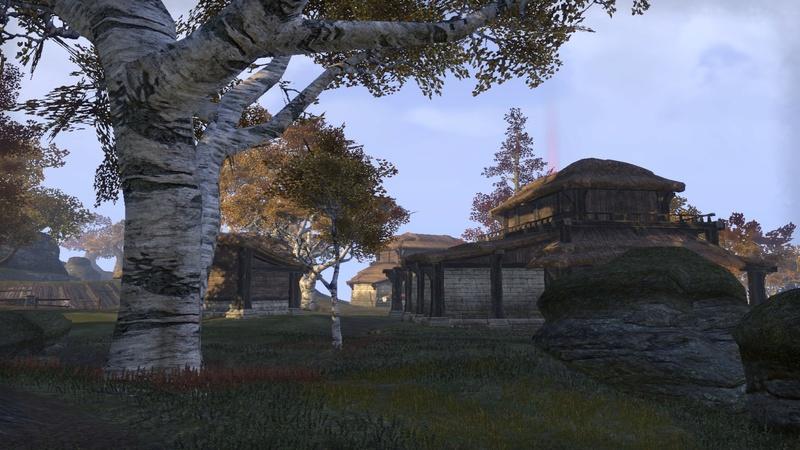 [Screenshots] Villes/villages principaux de Cyrodiil 20180227
