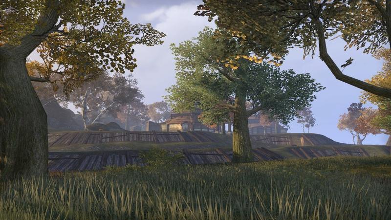 [Screenshots] Villes/villages principaux de Cyrodiil 20180229