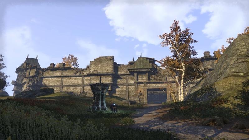 [Screenshots] Villes/villages principaux de Cyrodiil 20180517