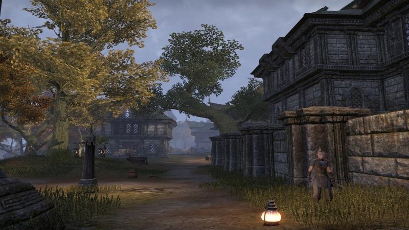 [Screenshots] Villes/villages principaux de Cyrodiil 20180518