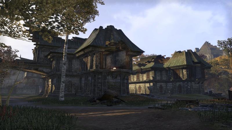 [Screenshots] Villes/villages principaux de Cyrodiil 20180521