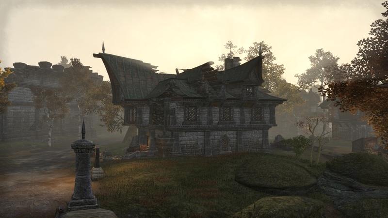 [Screenshots] Villes/villages principaux de Cyrodiil 20180524