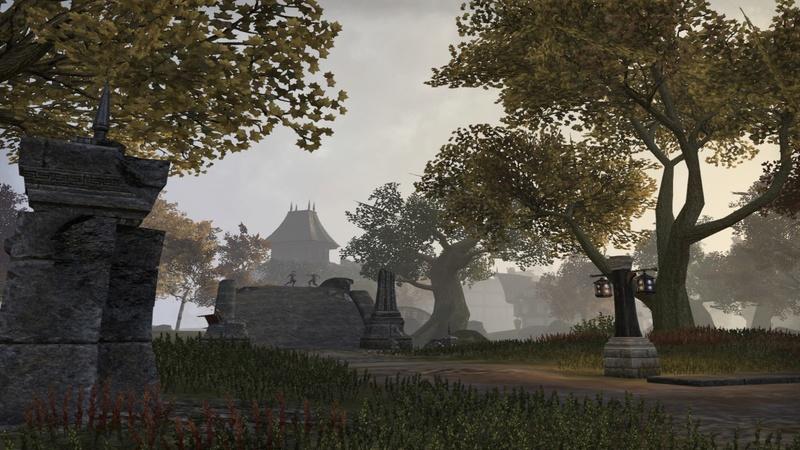 [Screenshots] Villes/villages principaux de Cyrodiil 20180526