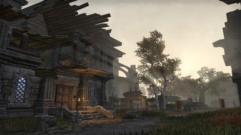 [Screenshots] Villes/villages principaux de Cyrodiil 20180528
