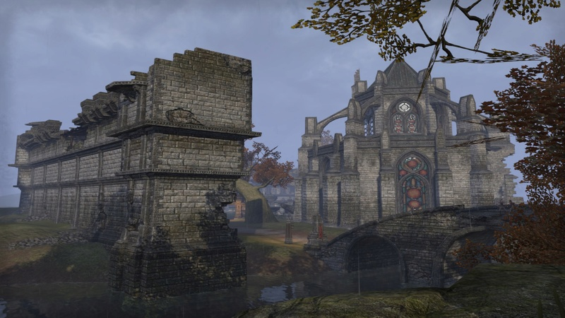 [Screenshots] Villes/villages principaux de Cyrodiil 20180529
