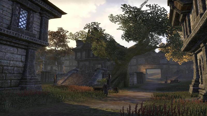 [Screenshots] Villes/villages principaux de Cyrodiil 20180530
