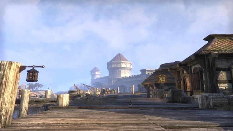 [Screenshots] Villes/villages principaux de Cyrodiil 20180535