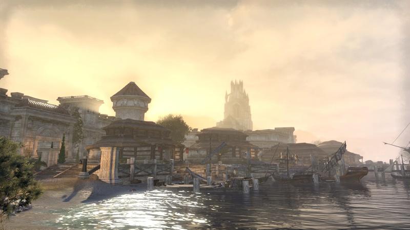[Screenshots] Villes/villages principaux de Cyrodiil 20180537