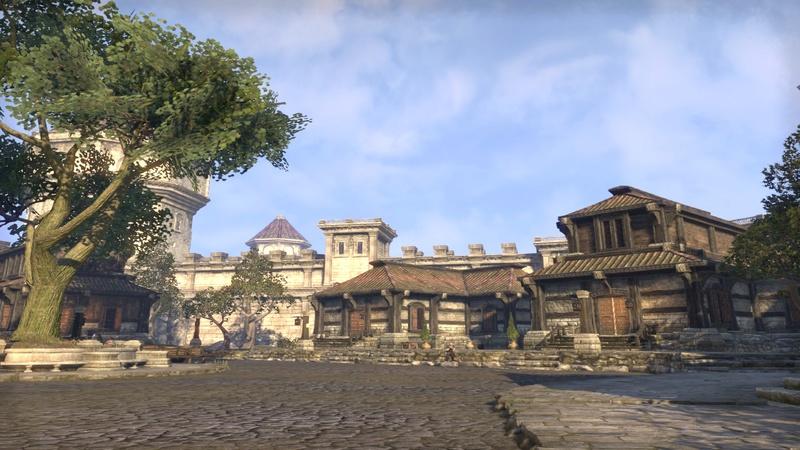 [Screenshots] Villes/villages principaux de Cyrodiil 20180540