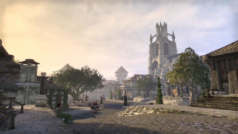 [Screenshots] Villes/villages principaux de Cyrodiil 20180541