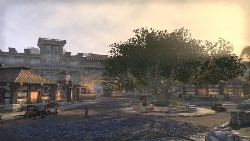 [Screenshots] Villes/villages principaux de Cyrodiil 20180542