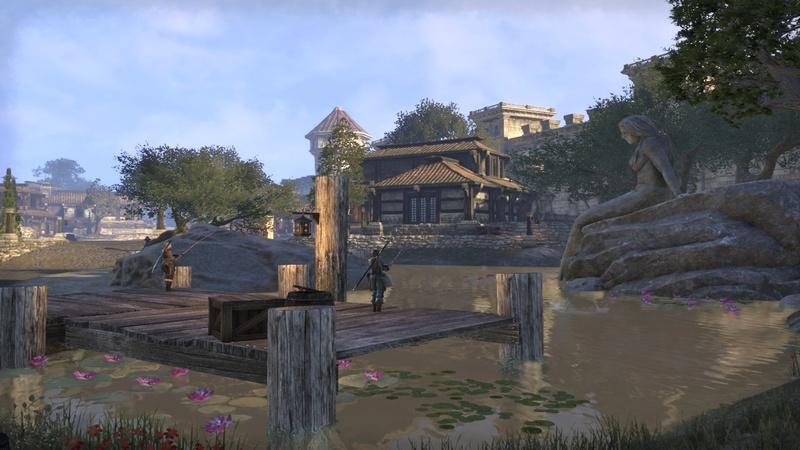 [Screenshots] Villes/villages principaux de Cyrodiil 20180543