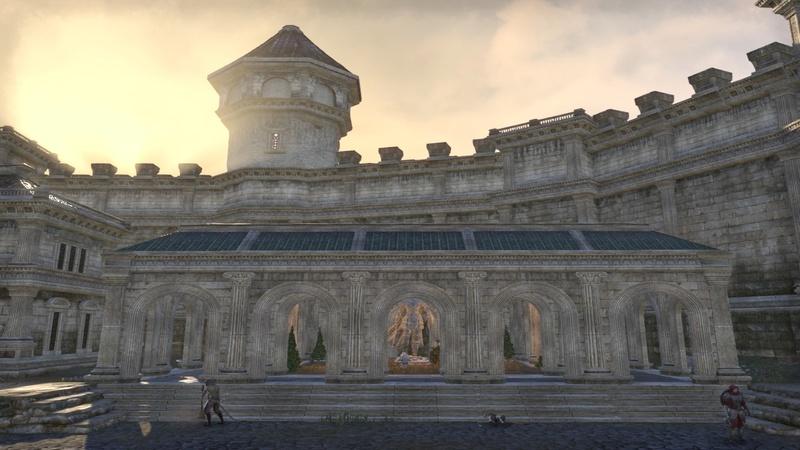 [Screenshots] Villes/villages principaux de Cyrodiil 20180545