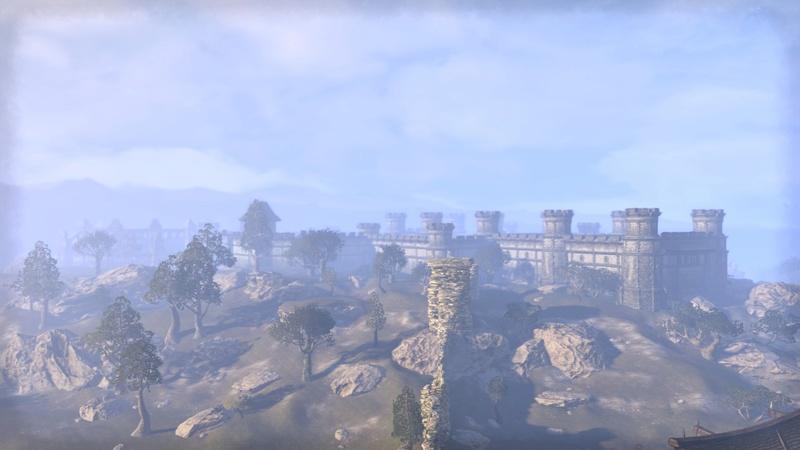 [Screenshots] Villes/villages principaux de Cyrodiil 20180549
