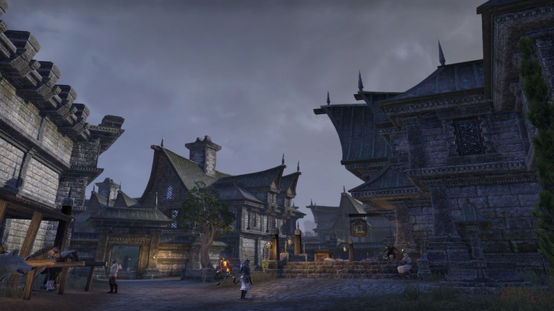 [Screenshots] Villes/villages principaux de Cyrodiil 20180551
